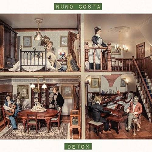 Nuno Costa - Detox - Preis vom 20.10.2020 04:55:35 h