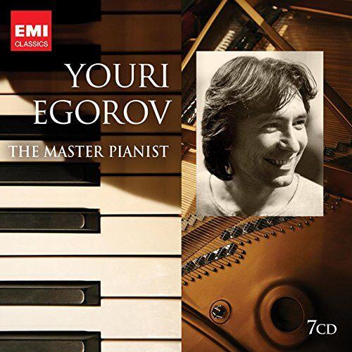 Yuri Egorov - Yuri Egorov-Master Pianist - Preis vom 19.10.2020 04:51:53 h