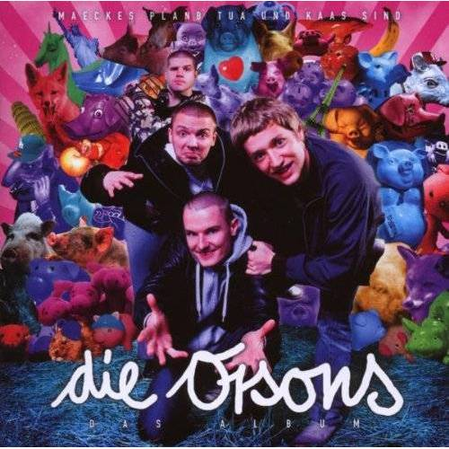 die Orsons - Das Album - Preis vom 10.04.2021 04:53:14 h