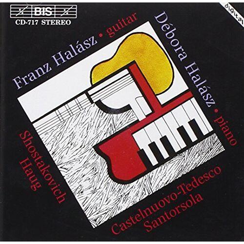 Franz Halasz - Werke für Gitarre und Klavier - Preis vom 21.10.2020 04:49:09 h