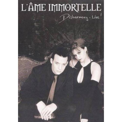 L'Ame Immortelle - L' Âme Immortelle - Disharmony: Live (+ Audio-CD) - Preis vom 14.04.2021 04:53:30 h