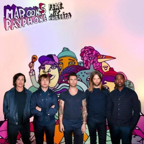 Maroon 5 - Payphone (2-Track) - Preis vom 08.05.2021 04:52:27 h