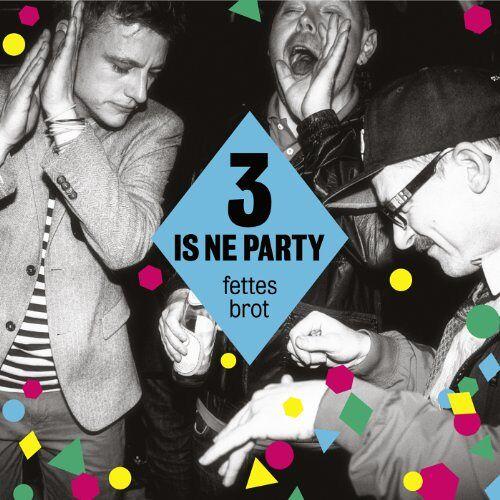 Fettes Brot - 3 Is Ne Party (2LP+CD) [Vinyl LP] [Vinyl LP] - Preis vom 14.04.2021 04:53:30 h