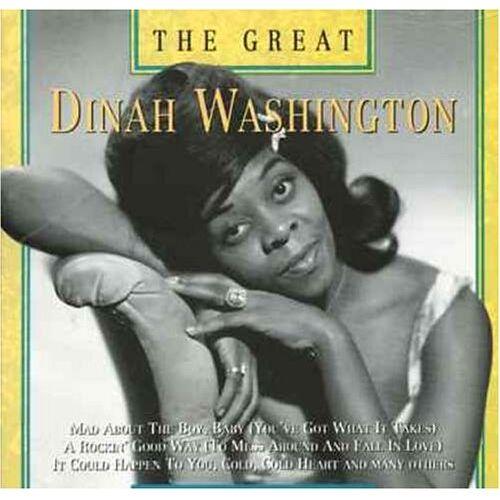 Dinah Washington - The Great Dinah Washington - Preis vom 13.05.2021 04:51:36 h