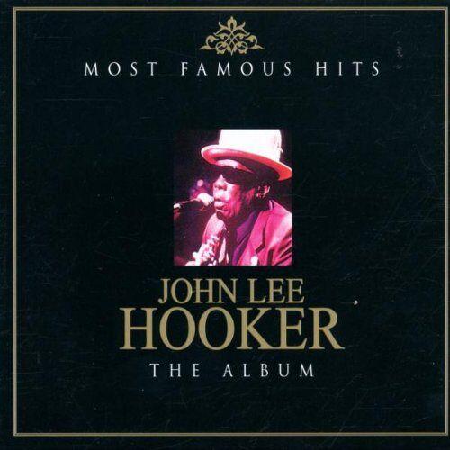 John Lee Hooker - John Lee Hooker-the Album - Preis vom 20.10.2020 04:55:35 h