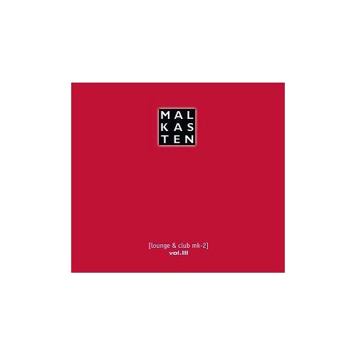 Various - Malkasten Vol.3 - Preis vom 27.10.2020 05:58:10 h