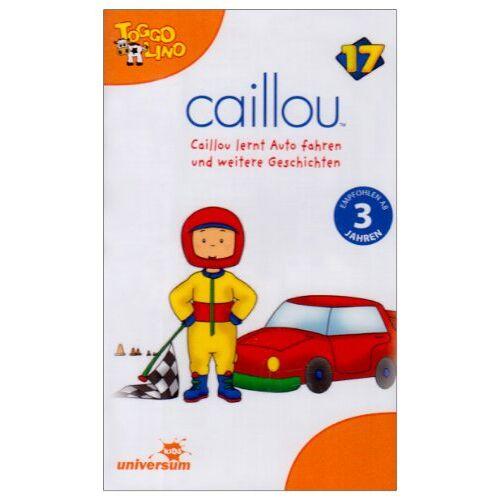 Caillou 17 - Caillou 17/Audio:Caillou Lernt Auto Fahren und W [Musikkassette] - Preis vom 05.05.2021 04:54:13 h