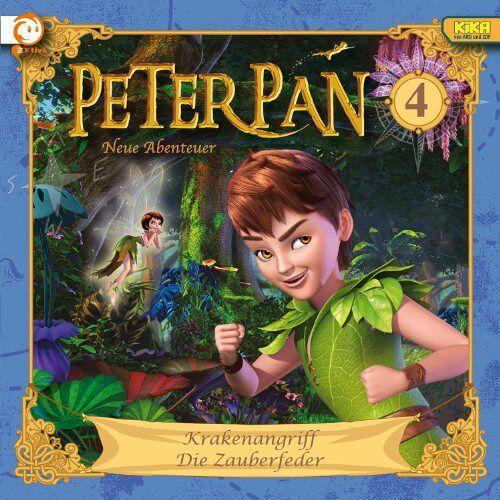 Peter Pan - 04: Krakenangriff / Die Zauberfeder - Preis vom 20.10.2020 04:55:35 h