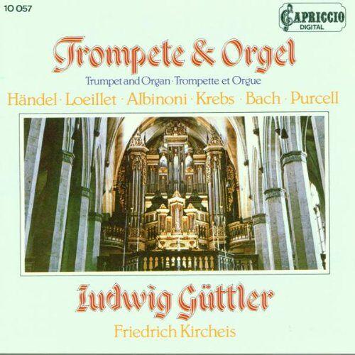 l. Güttler - Trompete & Orgel - Preis vom 23.01.2021 06:00:26 h