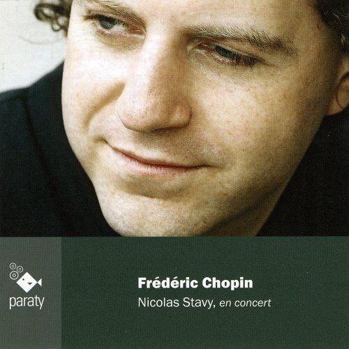 Nicolas Stavy - Chopin: Nicolas Stavy en Concert - Preis vom 28.02.2021 06:03:40 h