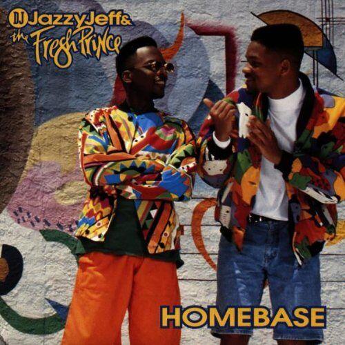 Jazzy Jeff and Fresh - Homebase - Preis vom 17.01.2021 06:05:38 h