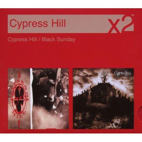 Cypress Hill - Cypress Hill/Black Sunday - Preis vom 16.04.2021 04:54:32 h