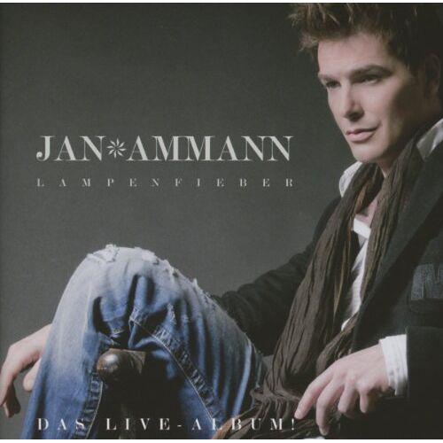 Jan Ammann - Lampenfieber: das Live-Album - Preis vom 18.04.2021 04:52:10 h
