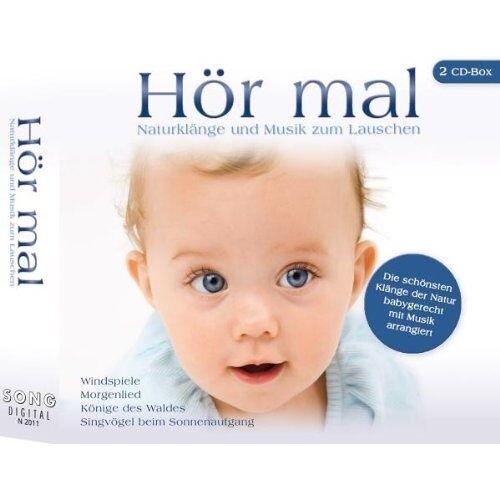 Various - Hör Mal/Naturklänge und Musik Zum Lauschen - Preis vom 13.04.2021 04:49:48 h