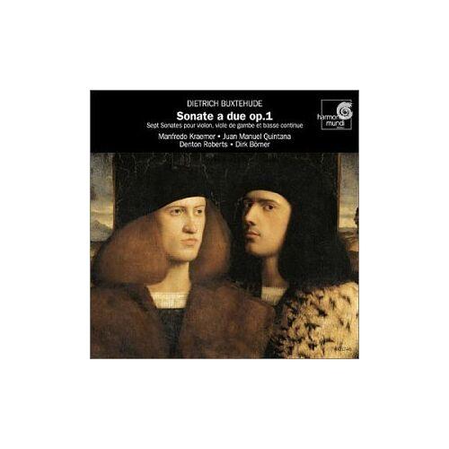 Kraemer - Sonate a Due Op.1 - Preis vom 08.12.2019 05:57:03 h