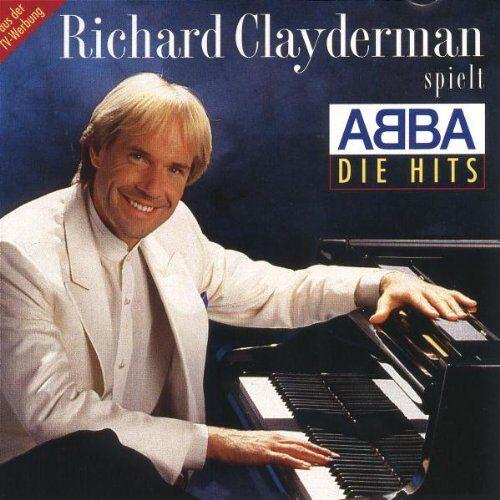 Richard Clayderman - Richard Clayderman Spielt Abba - Preis vom 17.04.2021 04:51:59 h