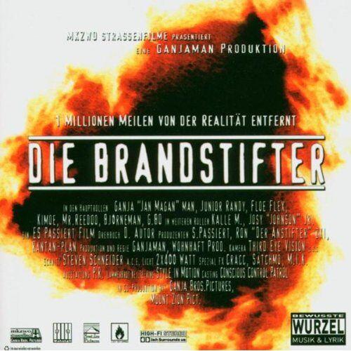 Ganjaman & die Brandstifter - Die Brandstifter - Preis vom 15.04.2021 04:51:42 h