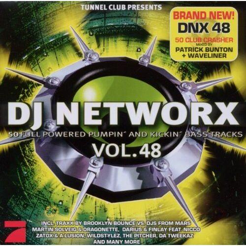 Various - DJ Networx Vol.48 - Preis vom 16.05.2021 04:43:40 h