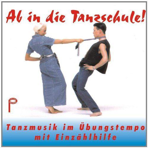 Hallen, Klaus Tanzorchester - Ab in die Tanzschule! Vol.1 - Preis vom 21.04.2021 04:48:01 h