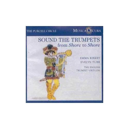 the English Trumpet Virtuosi - Sound the Trumpets - Preis vom 27.02.2021 06:04:24 h