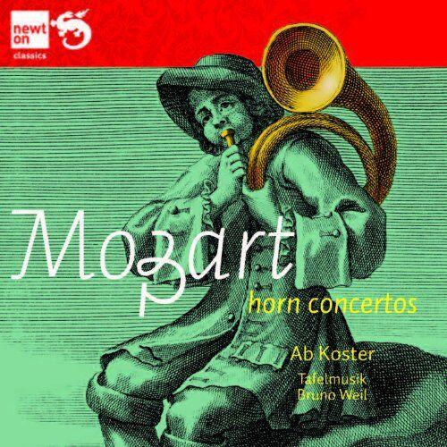 Ab Koster - Horn Concertos - Preis vom 21.04.2021 04:48:01 h