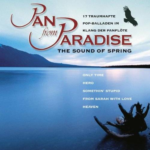 Pan from Paradise - Pan from Paradise-the Sound - Preis vom 18.04.2021 04:52:10 h