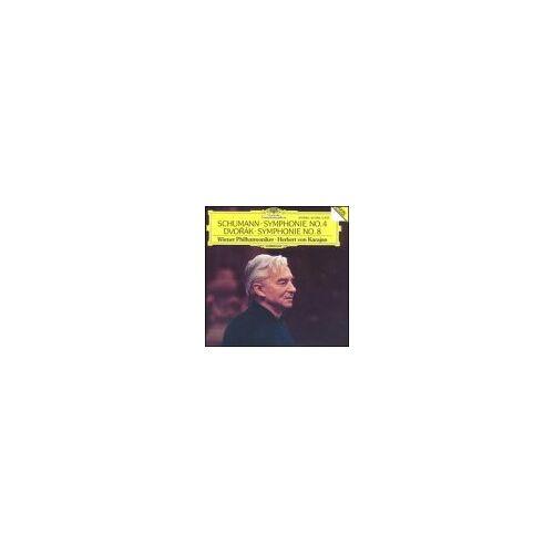 Dvorak - Symfoni 4/Symfoni 8 - Preis vom 25.02.2021 06:08:03 h