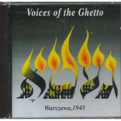 Yiddish Chants - Voices of the Ghetto Warszawa - Preis vom 06.05.2021 04:54:26 h