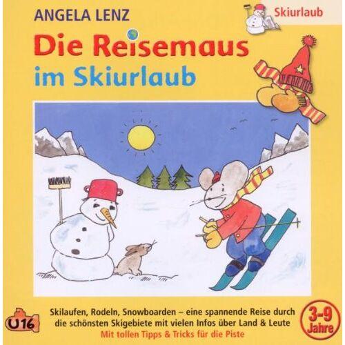 Angela Lenz - Die Reisemaus im Skiurlaub - Preis vom 04.09.2020 04:54:27 h
