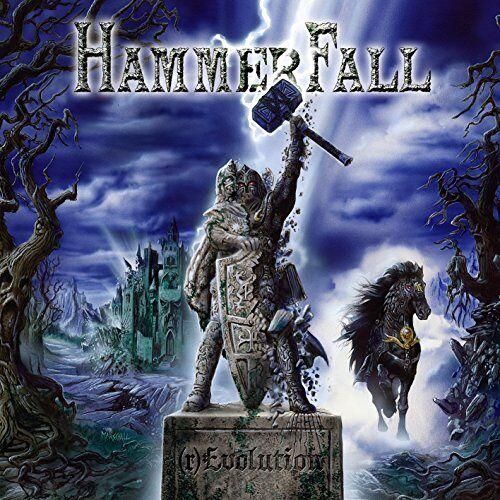Hammerfall - (R)Evolution (inkl. Bonus Track) - Preis vom 28.03.2020 05:56:53 h