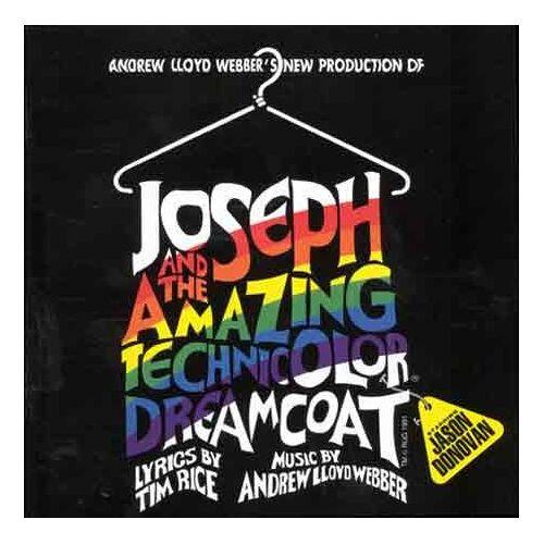 Various - Joseph and the amazing Technicolor Dreamcoat (Gesamtaufnahme) - Preis vom 21.04.2021 04:48:01 h