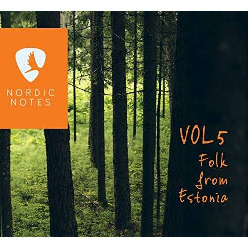 Various - Nordic Notes Vol.5: Folk from Estonia - Preis vom 06.05.2021 04:54:26 h