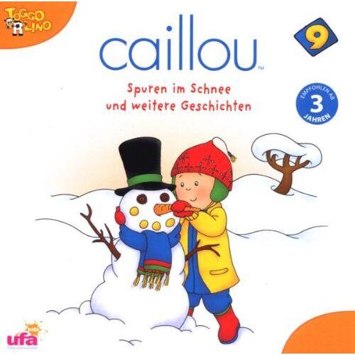 Caillou - Caillou 9 - Preis vom 14.04.2021 04:53:30 h