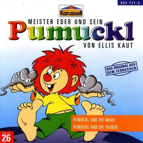 Pumuckl - 26:Pumuckl und die Maus/Pumuckl und die Tauben [Musikkassette] - Preis vom 16.04.2021 04:54:32 h
