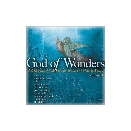 Va-God of Wonders - Vol. 1-God of Wonders - Preis vom 20.10.2020 04:55:35 h