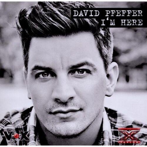 David Pfeffer - I'm Here - Preis vom 14.05.2021 04:51:20 h