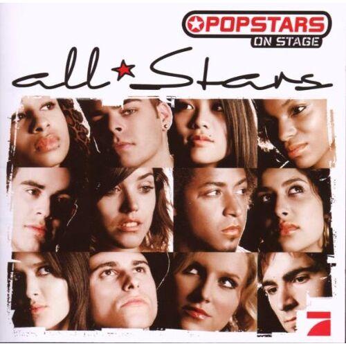 Popstars on Stage - Allstars - Preis vom 13.05.2021 04:51:36 h