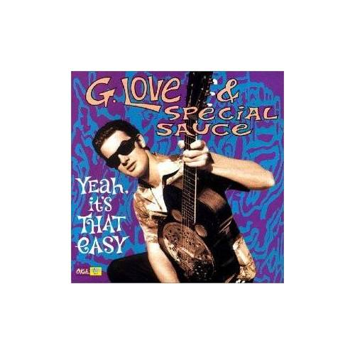 G.Love & Special Sauce - Yeah,It'S That Easy - Preis vom 14.04.2021 04:53:30 h