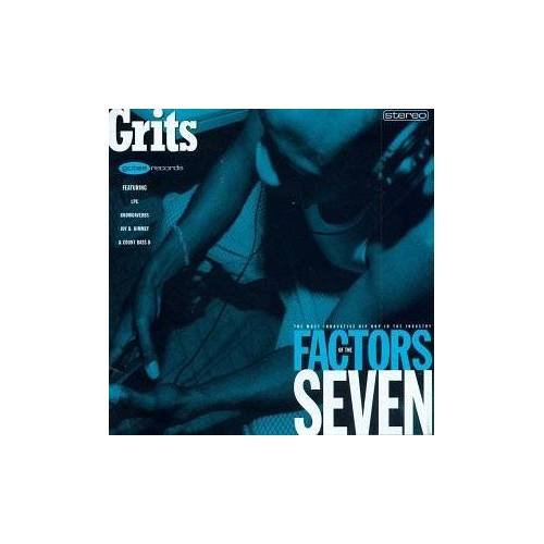 Grits - Factors Of The Seven - Preis vom 23.02.2021 06:05:19 h