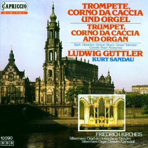 Güttler - Trompete, Corno da Caccia und Orgel - Preis vom 20.10.2020 04:55:35 h