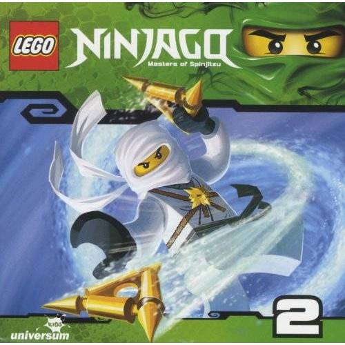 Various - Lego Ninjago: Meister des Spinjitzu (CD 2) - Preis vom 02.10.2019 05:08:32 h