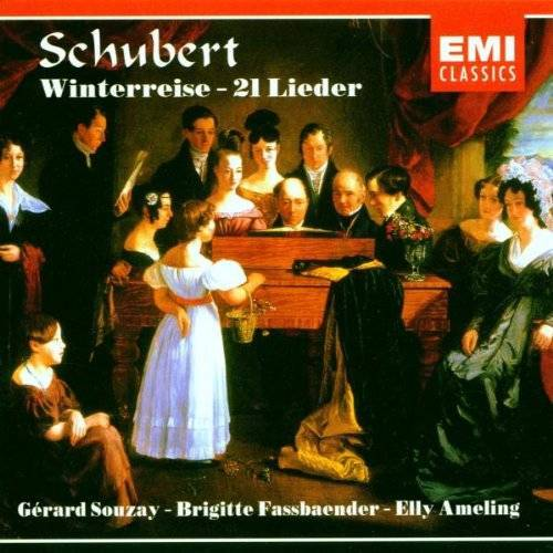 Fassbaender - Lieder - Preis vom 07.05.2021 04:52:30 h