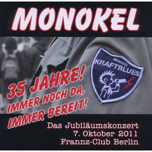 Monokel Kraftblues - Monokel Kraftblues.35 Jahre - Preis vom 06.09.2020 04:54:28 h