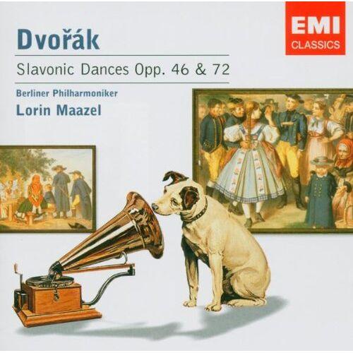 l. Maazel - Slawische Tnze (Ex Rl) - Preis vom 11.05.2021 04:49:30 h