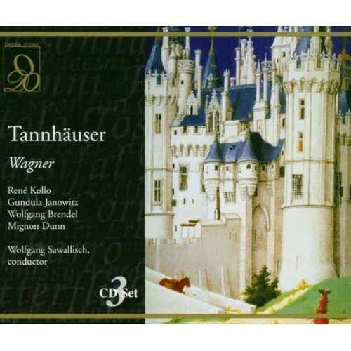 Rene Kollo - Tannhäuser - Preis vom 21.10.2020 04:49:09 h