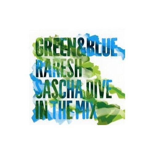Sascha Dive - Green & Blue 2011 - Mixed by Raresh & Sascha Dive - Preis vom 18.04.2021 04:52:10 h