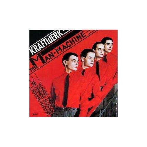 Kraftwerk - The Man Machine - Preis vom 17.04.2021 04:51:59 h