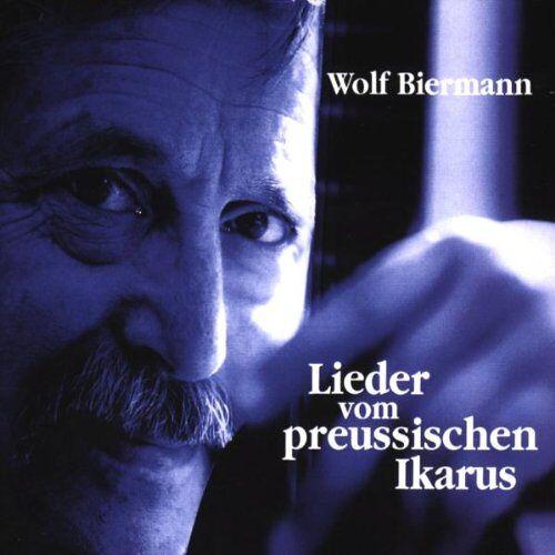 Wolf Biermann - Lieder Vom Preussischen Ikarus - Preis vom 19.04.2021 04:48:35 h