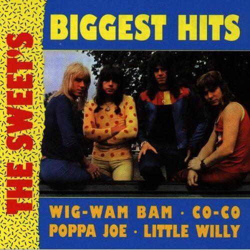 Sweet - The Sweet'S Biggest Hits - Preis vom 06.05.2021 04:54:26 h