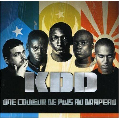 Kdd - Une Couleur de Plus au Drapeau - Preis vom 20.10.2020 04:55:35 h